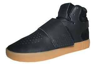 Adidas Tubular Invader Str Herren Boots Leder Sneaker Freizeitschuhe 45 / 46