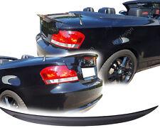 BMW E82 Tuning Spoiler Heck Flügel 1er Cabrio Sport Performance Stil HECKSPOILER
