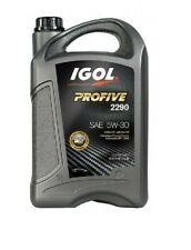 Huile moteur IGOL Profive 2290 C2 5w30 Bidon 5 litres