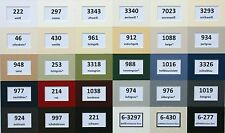 2 Passepartout 40 x 50  Anfertigung nach Maß 30 Farben zur Auswahl