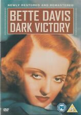 DARK VICTORY 1939 BETTE DAVIS HUMPHREY BOGART WARNER UK 2005 REGION 2 DVD NEW