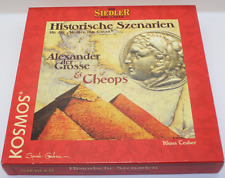The Settlers of Catan Historical Scenarios I Cheops Alexander the Great