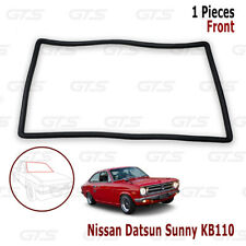 Front Windshield Weatherstrip Seal For Nissan Datsun Sunny 110 Coupe 1970 1973