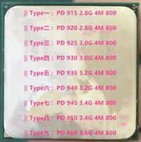 Intel Pentium D PD915 PD920 PD925 PD930 PD935 PD940 PD945 PD950 PD960 CPU