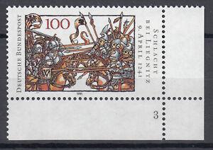 BRD 1991 Mi. Nr. 1511 mit FN / Formnummer Postfrisch LUXUS!!! (33846)