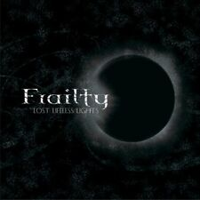 FRAILTY - Lost Lifeless Lights  CD