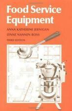 Food Service Equipment Paperback Anna Katherine Jernigan