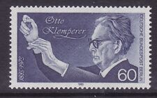 Germany Berlin 9N502 MNH 1985 Otto Klemperer - Conductor Issue Very Fine