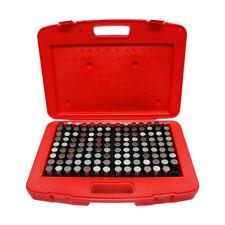 125 Pc Plus 0626 0750 M4 Steel Pin Gage Set Gauge Set Metal Steel Plug