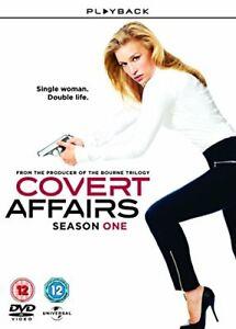 Covert Affairs - Season 1 [DVD][Region 2]