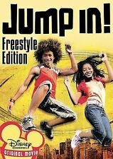 Jump In (Dvd, 2007, Freestyle Edition) Corbin Bleu Disney Movie
