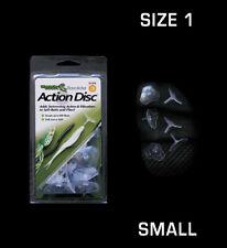 WiggleFin Action Disc size #1 Trout Bass - for teasing flies, hoochies - 6 PK