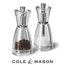 Cole and Mason Pina Salt and Pepper Mill Gift Set