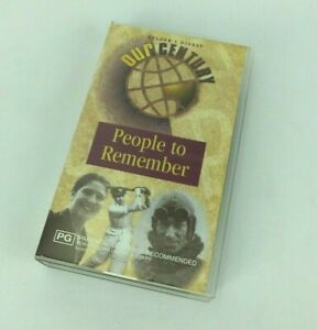 Readers Digest OUR CENTURY People To Remember PG