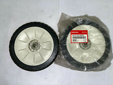 *Set of 2* Genuine OEM Honda 44710-VE2-M00ZA Front Wheel 'NH31' (New old stock)