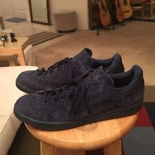 Adidas Stan Smith Navy Blue Men's US13 Suede India Athletic Sneakers Shoes