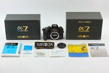 【NEAR MINT in BOX】Minolta Maxxum α7 Limited Film Camera from JAPAN #430