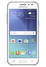"Samsung Galaxy J2 SM-J200H/DS White (FACTORY UNLOCKED) Dual Sim 4.7"" 5MP"