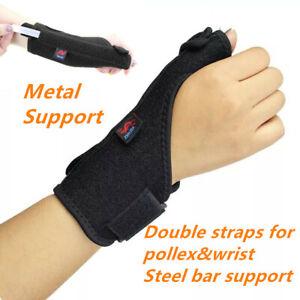Sprained Thumb Spica Splint Wrist Brace Medical Stabiliser Thumb Wrist Support
