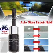 Car Windshield Glass Nano Repair Fluid DIY Window Scratch Crack Repair Tool