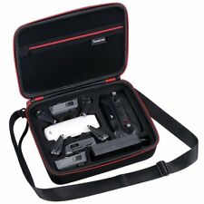 Portable Storage DJI Spark Carrying Case by Smatree,Fit for 3 Spark Batteries