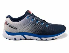 REEBOK SIZE 6.5 ELITE WOMEN'S TRAINERS SPORTS RUNNING SHOES, NAVY