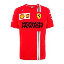 Camiseta Ferrari F1 Mission Winnow