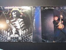 2  LP vinyl psych rock, Spirit ,Son Of Spirit ,Aldo Nova Fantasy, both VG