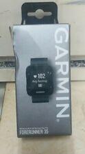 Garmin Forerunner 35 GPS Running Watch - Black,New,Sealed