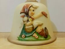Goebel Annual 1979 M I Hummel 2nd Edition Bell Handcrafted W Germany
