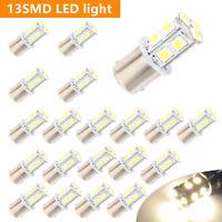 20pcs P21W 1156 BA15S 5050 LED Ampoule Indicateurein Voiture lumière 13SMD BA