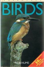 OBSERVERS Book Of BIRDS (50th Anniversary Edition) Rob Hume (p/b 1987) FREE POST