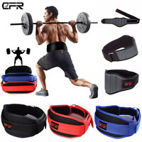Gym Weight Lifting Belt Crossfit Squat Belt Weightlifting Fitness Brace Support