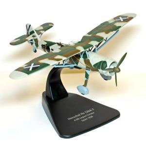 Super Oxford 1/72 Allemand Henschel Hs 126A-1 A/88 Condor Légion Espagne 1938