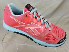 REEBOK Crossfit Nano 2.0 Women s Running Training Shoes Black Pink Size 6.5 85fab6e15