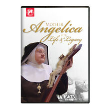 MOTHER ANGELICA HER LIFE AND LEGACY:  AN EWTN DVD