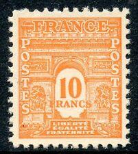 TIMBRE DE FRANCE NEUF LUXE 629 ** ARC DE TRIOMPHE DE L ETOILE COTE 38,50 €