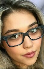 New ALAIN MIKLI A 26030 8930 53mm Eyeglasses Frame Italy