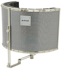 CITRONIC Arco Micrófono Pantalla de aislamiento de reflexión cabina Vocal Estudio De Grabación
