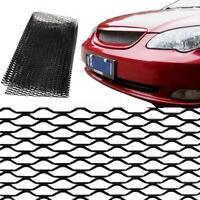 Hot Universal Car Front Bumper Rhombic Grille Mesh Sheet Metal Alloy Net