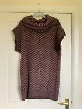 Next Short Sleeves Jumper Dress Size XL