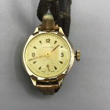 Vintage Agora Winder Ladies Wrist Watch Aluminum