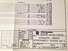 Schematic, Wiring interconnect  for S-Tec System 60-2