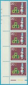 Bund aus 1965 ** postfrisch MiNr.471 mit Bogenzähler - IVA!