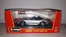 DODGE VIPER SRT/10 BURAGO SCALA 1:24