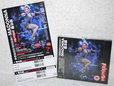 Madonna Rebel Heart Tour Taiwan Blu-ray (BD)+CD+flyer w/OBI (digipak)