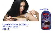 MILVA QUININE POWER HAIR SHAMPOO,Hair Growth Booster 200ml