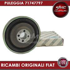 PULEGGIA ALBERO MOTORE ORIGINALE FIAT 1.9 JTD ALFA LANCIA 71747797