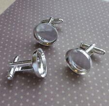 10 X Gemelos, Gemelos de plata, espacios en blanco, configuraciones, base, ajuste ligero segundo