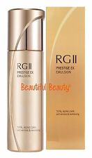 Somang RGII Prestige EX Total Aging Care Emulsion / Skin Lotion Danahan RG2